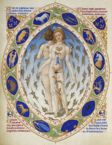 female astrological image